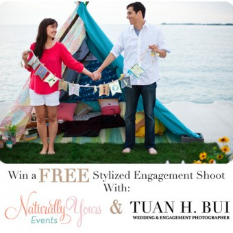 2013 Styled Engagement Shoot Contest (closed)